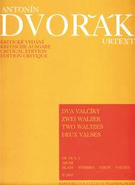 Zwei Walzer, Op. 54