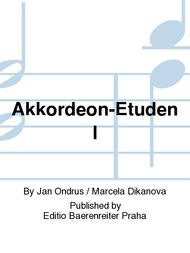 Akkordeon-Etuden I