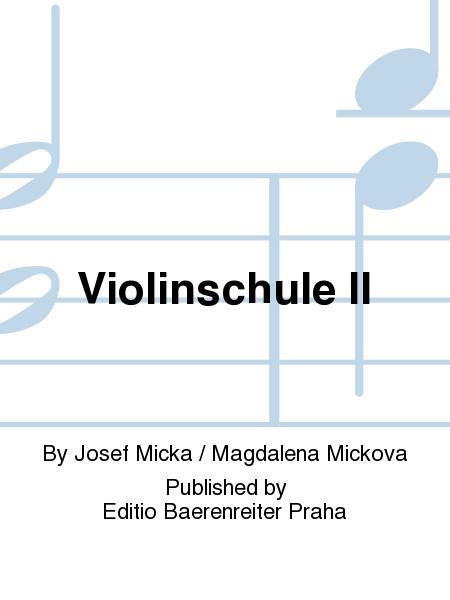 Violinschule II