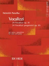 24 Vocalizzi Opus 81