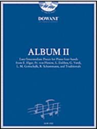 Album II for piano four-hands