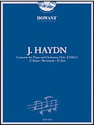Haydn - Concerto for Piano and Orchestra Hob XVIII:11 in D Major