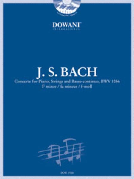 Bach: Concerto for Piano, Strings and Basso Continuo BWV 1056 in F Minor