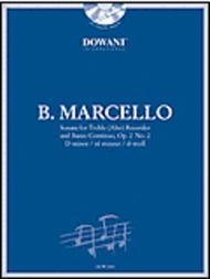 Sonata for Treble (Alto) Recorder and BC