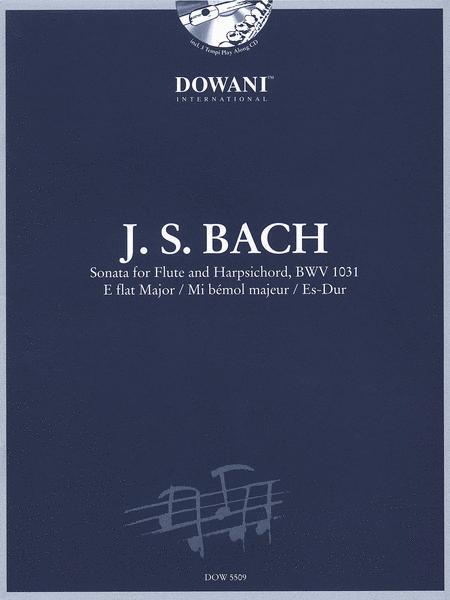 Sonata For Flute And Harpsichord In E Flat