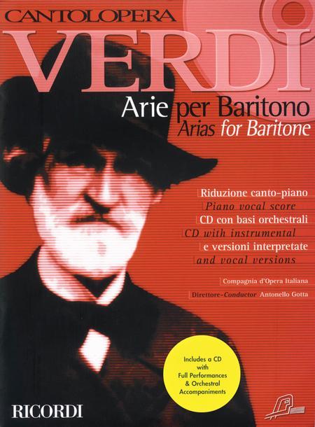 Cantolopera: Verdi Arias for Baritone