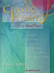 Classic Hymns for 4-Hand Piano, Vol. 1