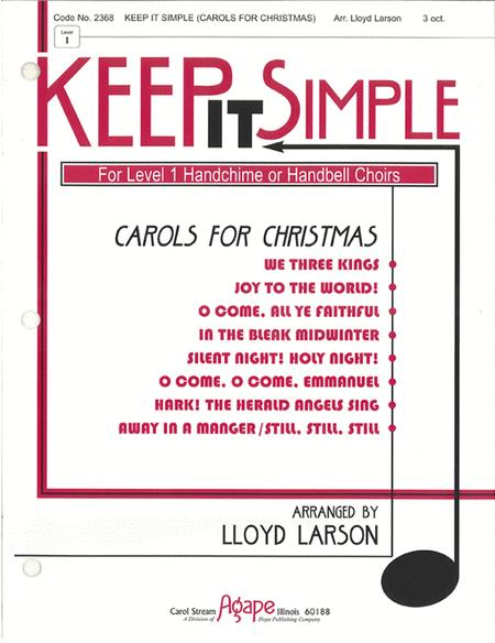 Keep It Simple (Carols for Christmas)