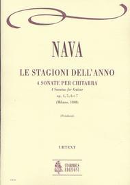 Le Stagioni dell'Anno. 4 Sonatas
