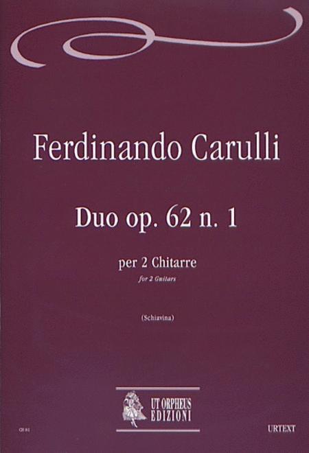Duo Op. 62 No. 1