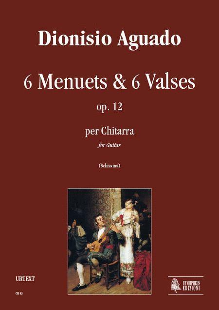 6 Menuets & 6 Valses Op. 12