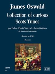 Collection of curious Scots Tunes (London c.1742)