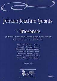 7 Triosonatas