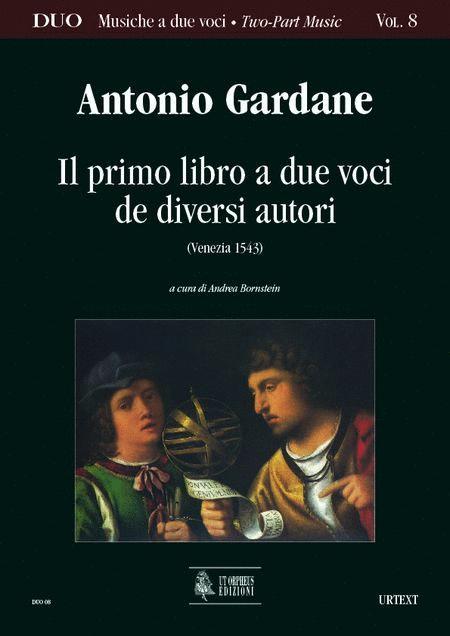 Il Primo Libro a due voci de diversi autori (Venezia 1543)