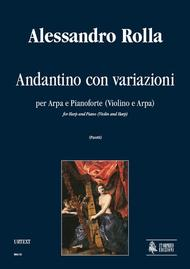 Andantino with Variations