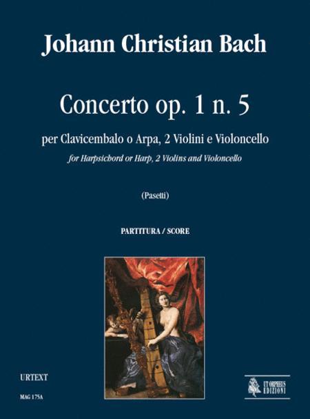 Concerto Op. 1 No. 5