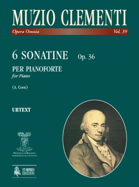 6 Sonatinas Op. 36