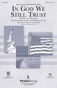 In God We Still Trust - ChoirTrax CD