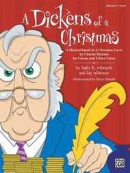 A Dickens of A Christmas - Listening CD