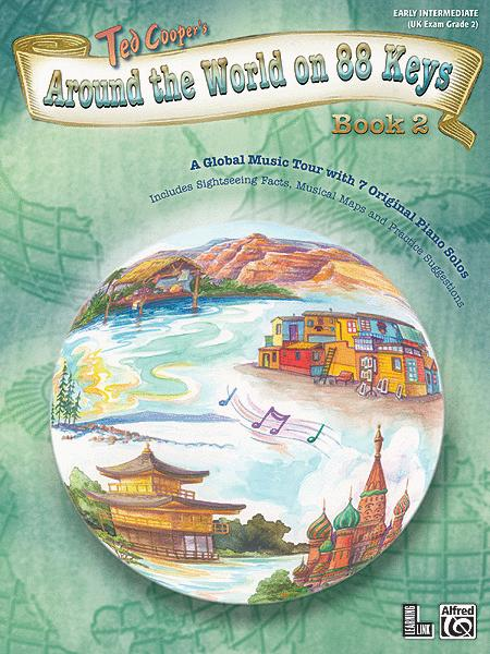 Around the World on 88 Keys, Book 2