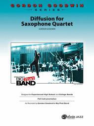 Diffusion for Sax Quartet
