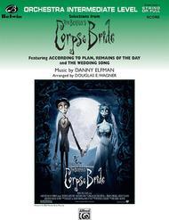 Selections form Tim Burton's Corpse Bride