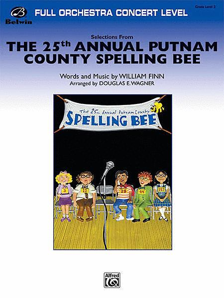 Selections from The 25th Annual Putnam County Spelling Bee