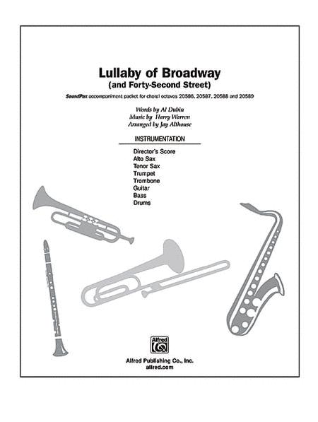 Lullaby of Broadway (and