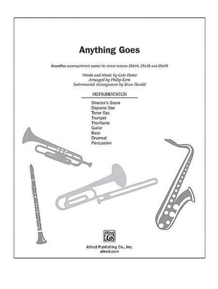 Anything Goes (from the musical Anything Goes)