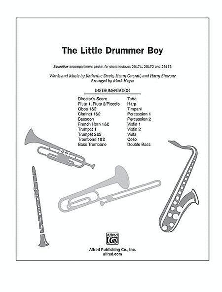 The Little Drummer Boy
