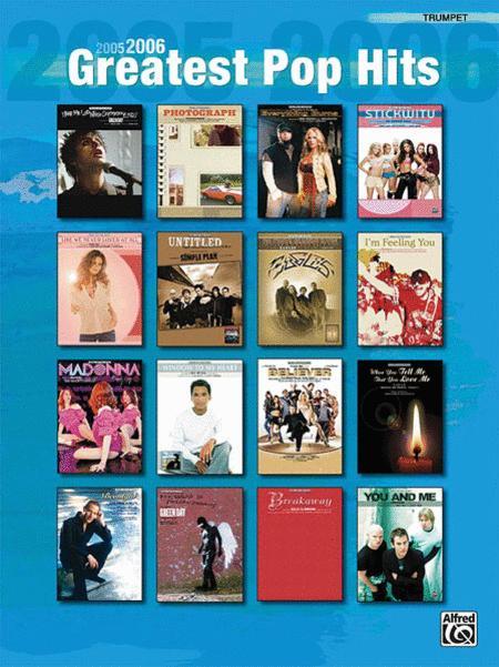 2005-2006 Greatest Pop Hits (Trumpet)
