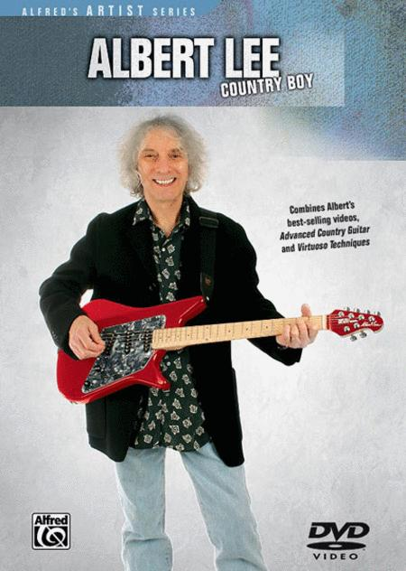 Albert Lee, Country Boy (DVD)