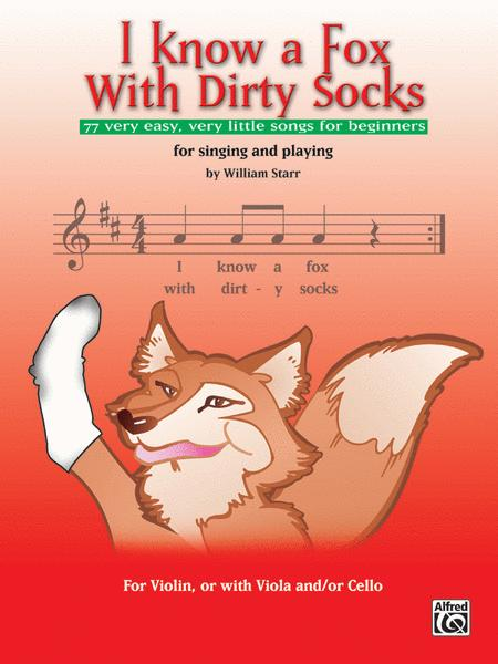 I Know a Fox With Dirty Socks  - Violin