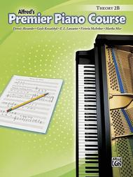 Premier Piano Course Theory, Book 2B