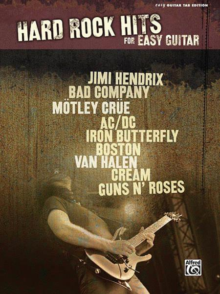 Hard Rock Hits for Easy Guitar