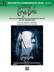 Corpse Bride, Selections from Tim Burton's