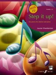 Step It Up! Clarinet, Grade 1-3