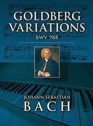 Bach Goldberg Variations Piano