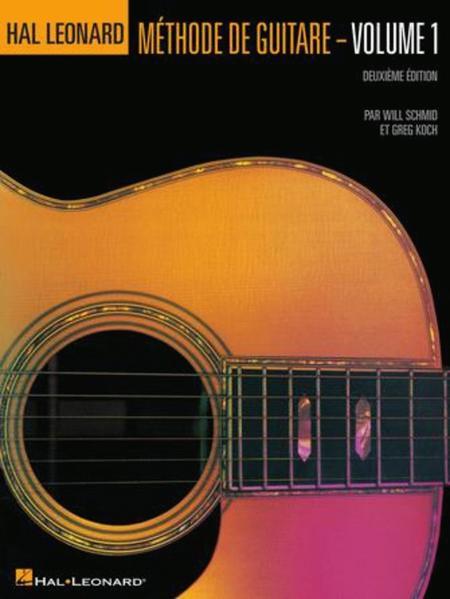 Hal Leonard Guitar Method Book 1 - 2nd Edition