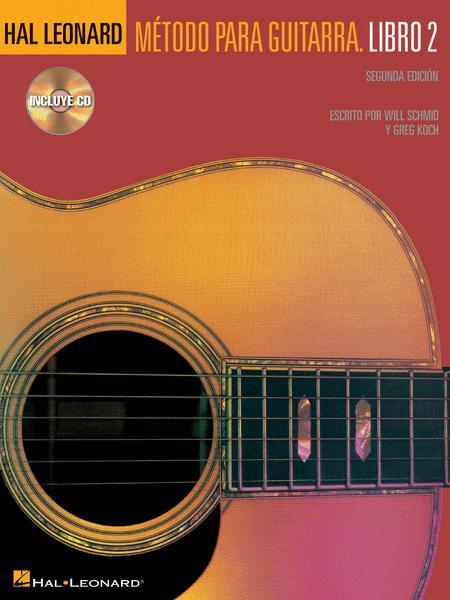 Hal Leonard Metodo Para Guitarra - Libro 2