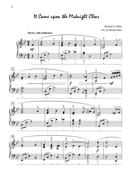 Christmas Jazz, Rags & Blues, Book 3 By - Songbook Sheet Music For Solo Piano (Buy Print Music ...