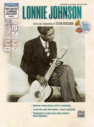 Stefan Grossman's Early Masters of American Blues Guitar: Lonnie Johnson