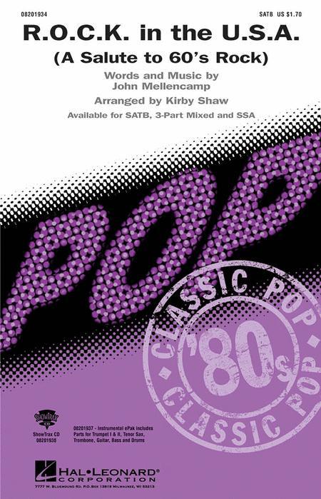 R.O.C.K. in the U.S.A. (A Salute to '60s Rock)