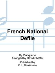 French National Defile