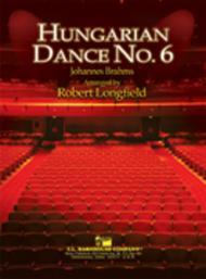 Hungarian Dance No. 6