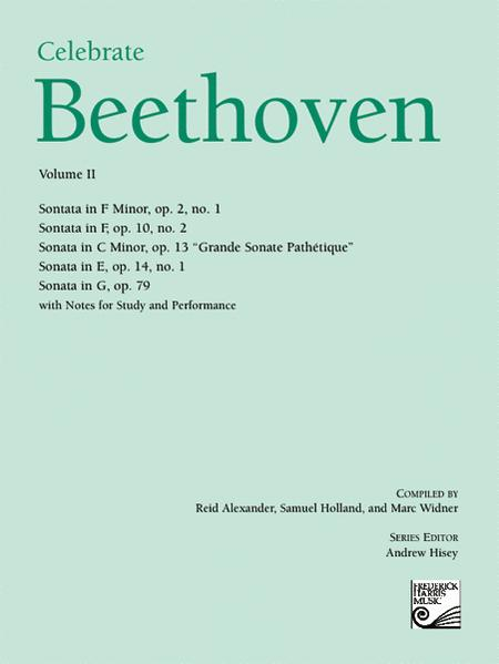 Celebrate Beethoven, Volume II