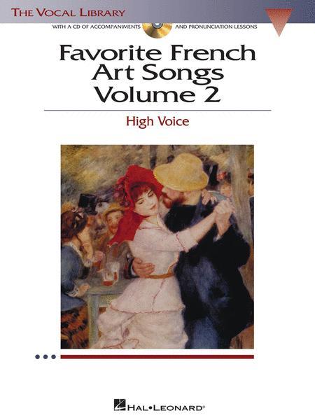 Favorite French Art Songs - Volume 2