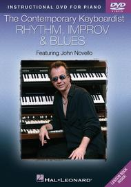 The Contemporary Keyboardist - Rhythm, Improv & Blues