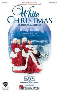 White Christmas (Choral Medley)