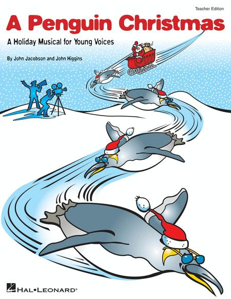 A Penguin Christmas - ShowTrax CD (CD only)
